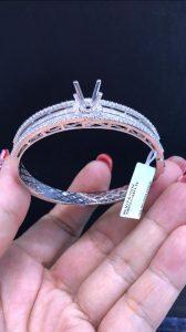 Vỏ vòng xoàn full kim cương thiên nhiên từ 1.5-1.75 li , ổ chủ nhận từ 6.3-8.1li -Ms 7v800089